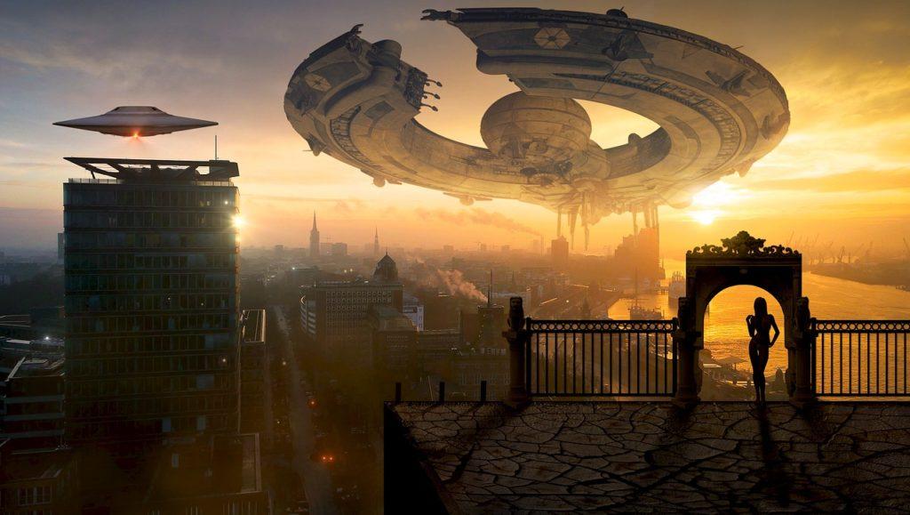 Monde futuriste