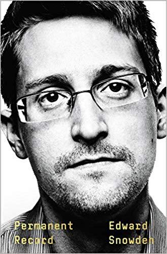 Le Livre d'Edward Snowden