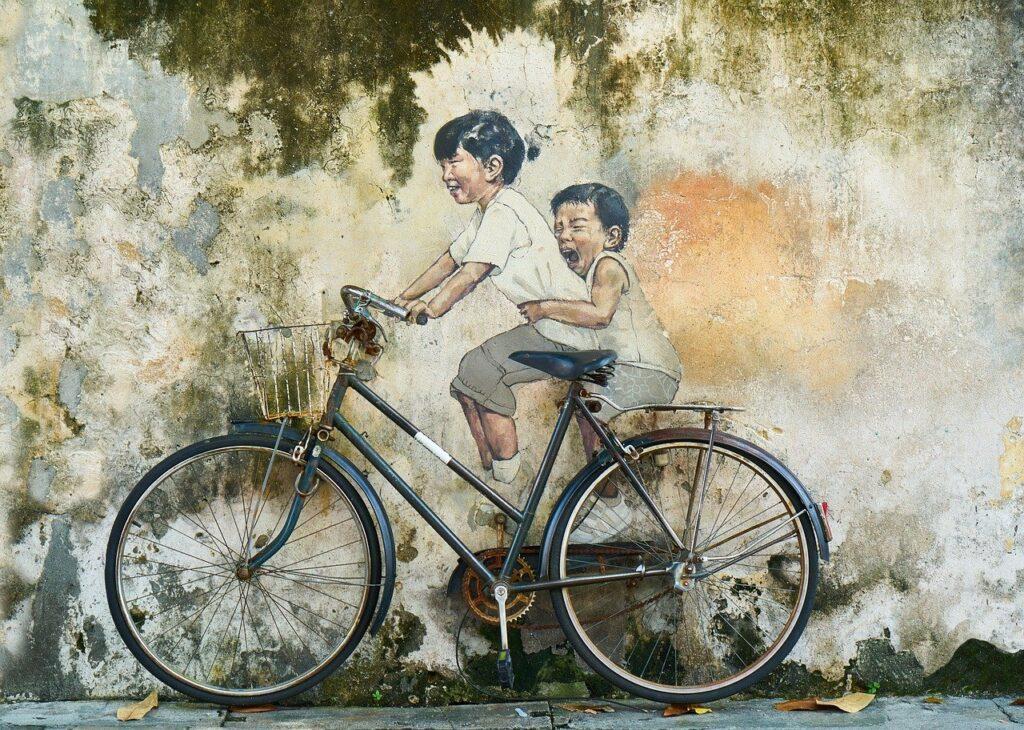A vélo, on dépasse les autos !